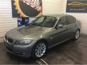 2011 BMW 335i i xDrive, Bluetooth, Toit ouvrant