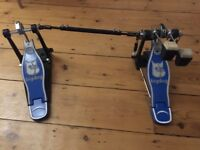 Big Dig double bass drum pedal - collection only