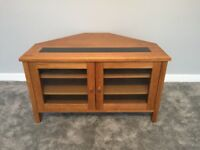TV Cabinet, solid wood.