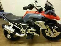 BMW kids motorbike
