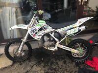 KX 85 Small wheel