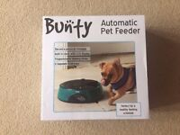 Automatic Pet Feeder (Brand New w/Batteries)