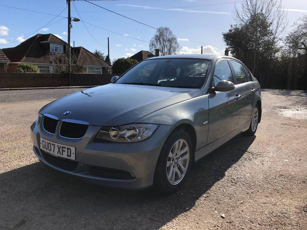 BMW 3 Series 318d SE 2.0 with New MOT
