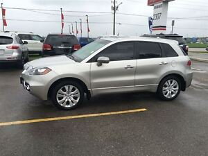 2010 Acura RDX Tech Pkg, Low kms, Loaded; Leather, Roof, Navi, B London Ontario image 2