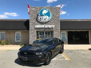 2011 Ford Mustang LOOK V6! FINANCING AVAILABLE!