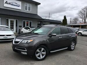 2011 Acura MDX Tech Pack + Navi