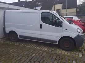 Vauxhall Vivaro for sale - £2000 to £2600