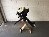 Dinghy & 2.4hp Four Stroke Outboard