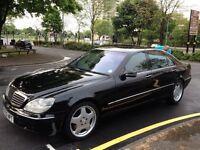 Mercedes-Benz S Class 5.4 S55 AMG 4dr Auto