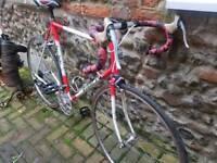 Dawes ribble road bike reynolds sale or swap