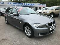 BMW 320DES TOURING GREY DIESEL ESTATE CHEAP IMMACULATE CAR FULL HISTORY TWO KEYS