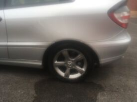 Merc kompressor full service history for spares or repair as needs new clutch