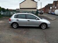 Honda Civic 1.6 i VTEC SE 5dr -LONG MOT-1 KEEPER