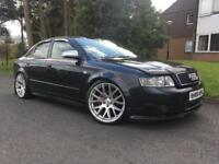 2003 Audi A4 130bhp Mot to end of august 2018