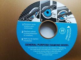 180mm Diamond Blade