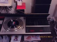 BANG N OULFSON VINTAGE BEOCENTER 7007 WITH CDX CD PLAYER