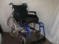SELFPROPELLING WHEELCHAIR