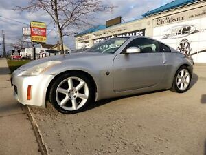 2003 Nissan 350Z Touring Automatic Leather
