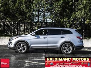 2013 Hyundai Santa Fe Limited AWD/NAVIGATION/PANO ROOF/POWER LIF