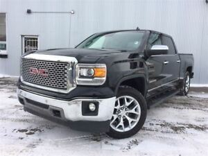 2014 GMC Sierra 1500 SLT, 4X4, LEATHER, NAV, BACKUP CAM, SUNROOF