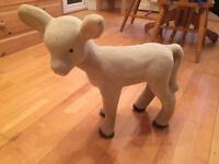Display lamb