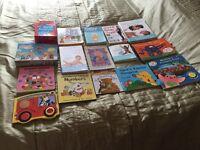 Baby & Toddler books bundle