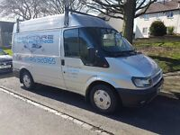 Mobile valeting van all set and ready to go
