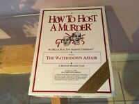 Used, How to Host a Murder - Murder Mystery Party Game for sale  Long Ashton, Bristol