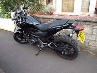 Honda NC750x 2015 Black