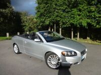 Volvo C70 AUTOMATIC, Convertible Coupe, Auto cabriolet, not audi bmw mercedes renault saab
