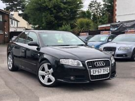 Audi A4 2.0 S line Full Service History 3 Owners Cambelt Changed Long MOT 3 Months Warranty