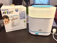 Philips avent 3 in 1 steriliser