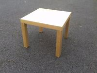IKEA SIDE TABLE (LACK) 55cm x 55cm - FREE TO COLLECTOR