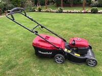 Mountfield RV40 150cc petrol lawnmower