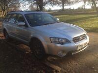 Subaru Outback AWD SE 1 year NIT