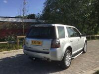 Land Rover freelander 2013 new shape only £11500