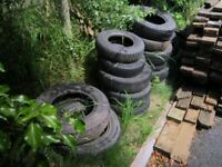 Used Tyres for free