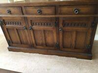 Old charm sideboard
