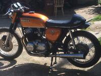 honda cb750 four classic cafe racer