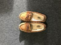 Tan Uggs Moccasins Slippers