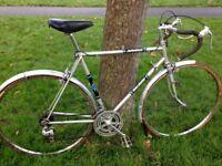Raleigh Jubilee vintage racing bike