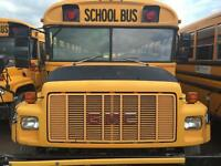 USED SCHOOL BUS  2000 GMC BLUE BIRD