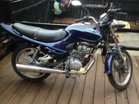 lifan lf 125 j mirage learner legal may swap or p/ex