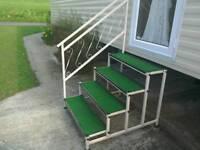 Caravan steps for sale