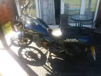 Zontes mantis 125 motorcycle