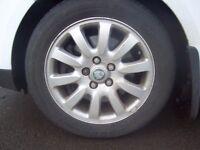alloys fit ford jaguar volvo 5x108