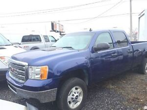 2014 GMC Sierra 2500 CREW CAB | LONG BOX | 4X4