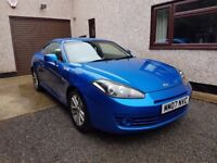 Hyundai Coupe SIII Excellent condition, good reliable car