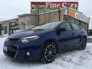 2015 Toyota Corolla S | LOADED | REAR VIEW CAMERA