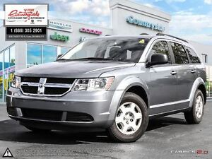 2010 Dodge Journey SE *AUTO, 4 CYL & BLUETOOTH*